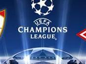 Previa Sevilla Spartak Moscú