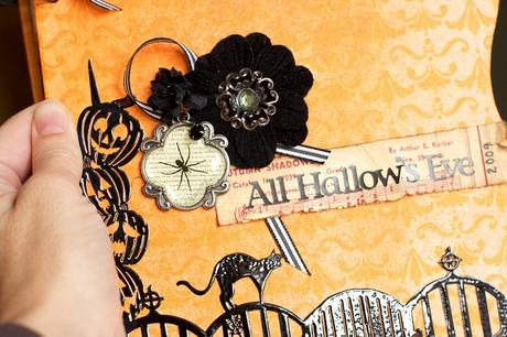 All Hallow's Eve 2009 cover closeup