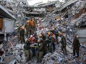 partir 2018 Tierra debería esperar terremotos importantes promedio actual