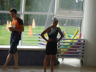 Triató Sailfish Kids  en el Prat