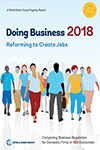 DOING BUSINESS 2018 (Banco Mundial)