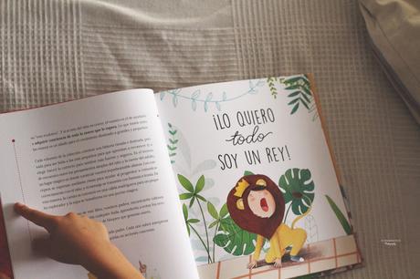 #Hoyleemos , Lo Quiero todo soy  un rey