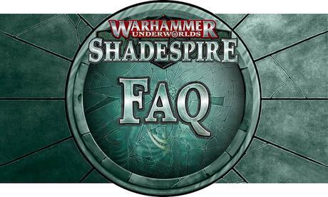 FAQs + errata de Shadespire