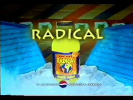 Los refrescos más locos de los 90