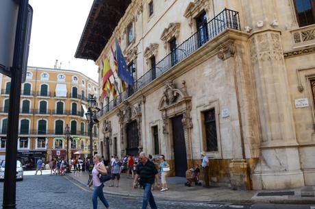 Ajuntament de Palma. El corazón de Ciutat.
