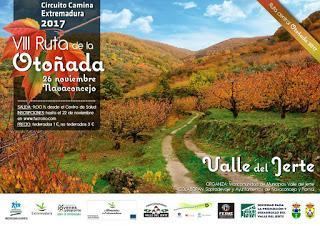 Otoño en Extremadura, un buen plan