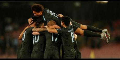 Resultado de Napoli vs Manchester City en J4 de la Champions League 2017