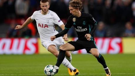 Resultado del Real Madrid vs Tottenham  en la Champions League