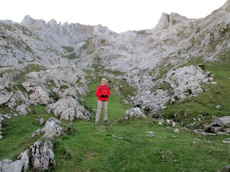 PICOS DE EUROPA: TORRE DE ALBA O DE LOS TRAVIESOS (I)