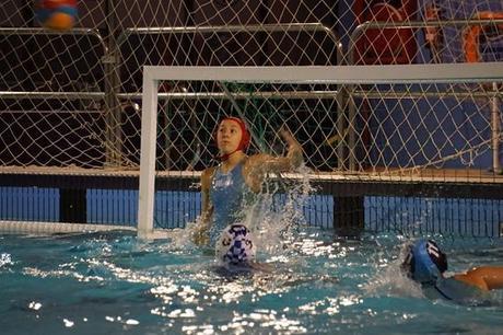 Revés de salida en la Liga Andaluza Femenina de Waterpolo
