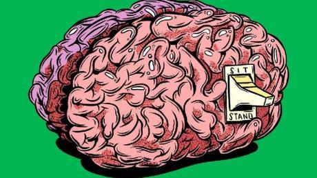 Piensa de pie y ejercita tu cerebro