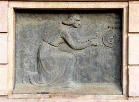 Alegoría geométrica en Teruel