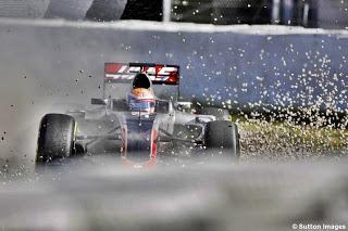 Algo lamentable en la F1