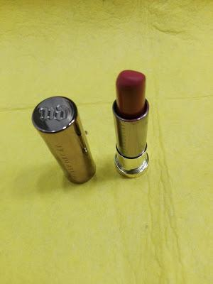 Imagen Labial Vice Lipstich Comfort Matt Hitch Hije Urban Decay