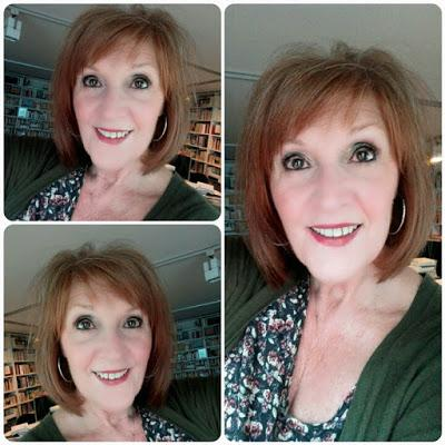 Imagen Collage con colorete Hitch Hije y labial Comfort Matt Score de Urban Decay