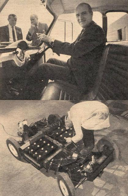 Comuta, auto eléctrico de Ford