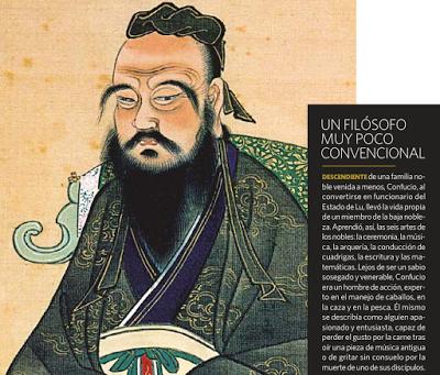 Confucio, la lucha de un sabio contra la tiranía