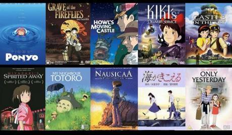 Ghibli-movies