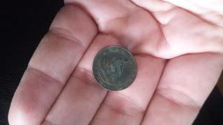 Últimas monedas encontradas