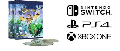 'Owlboy' anunciado para consolas en digital y físico