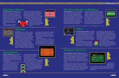 ¡Descarga el suplemento especial Amstrad CPCRetroDev 2016!