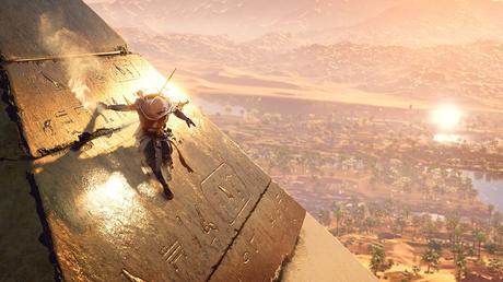 Este mes llegará el soporte para HDR de Assassins Creed Origins