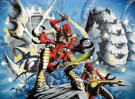 Resumen de Warhammer Community hoy