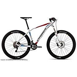 Alma Orbea 29 H XT LTD M D70619H1 - Bicicleta de montaña (10 velocidades), color blanco