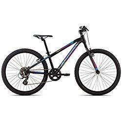 Orbea MX 24Team 16negro Funky 24pulgadas 9velocidades infantil, en bicicleta, f01124N7