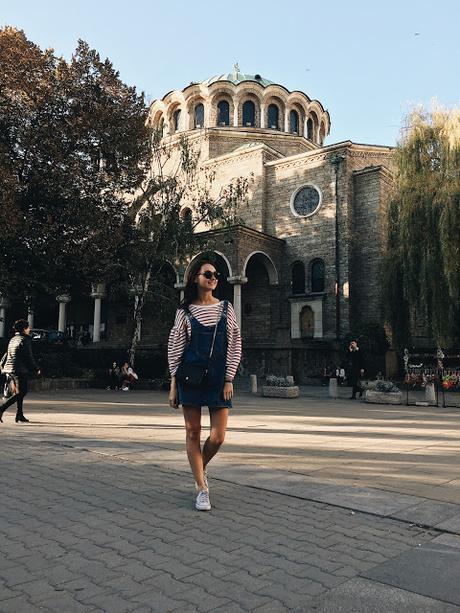 Sofía's trip