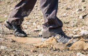 Senderismo y trekking: Trucos para eliminar manchas.