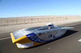 Ciclo de Charlas: La Ruta Solar te invita a construir tu propio auto solar