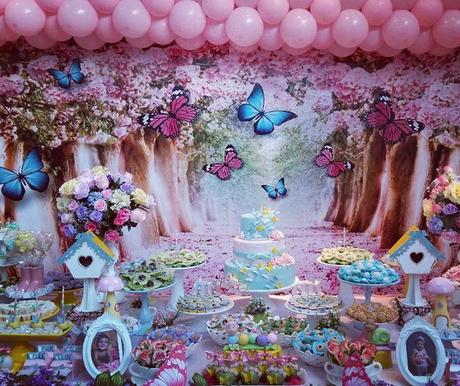 Un jardin secreto para tu primer año