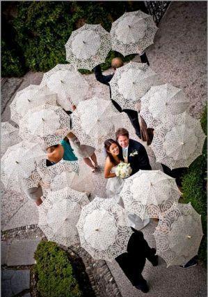 Tips para que tu boda sea un éxito aunque llueva