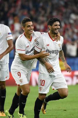 Crónica Sevilla FC 2 - Spartak de Moscú 1