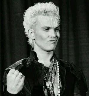 Billy Idol - Don't Need A Gun (1986)