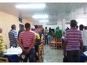 Inicia Jornada Seguridad Salud Trabajo sector comercial gastrónomico Manatí (+fotos audio)