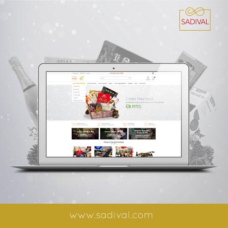 Sadival apuesta por la transformación digital de la cesta de Navidad