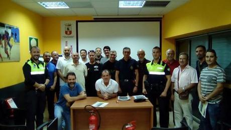 Jornada de tecnificación: Jefes de pista de Campo de Vuelos para Paramotores