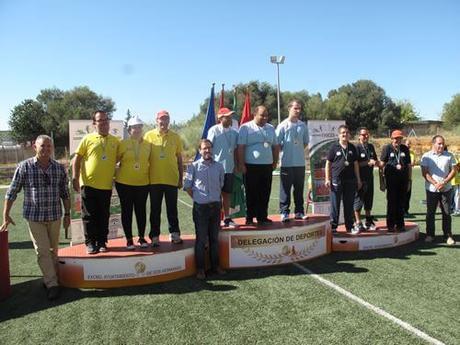 I Campeonato de Andalucía de Petanca para Personas con Discapacidad Intelectual