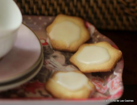Pastas de Mantequilla