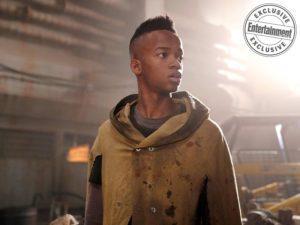 Flint en Agents of S.H.I.E.L.D.