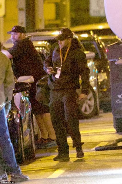 Tom Hardy llega a Atlanta para filmar 'Venom'