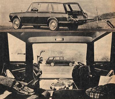 Simca 1500 rural de 1965