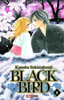 Reseña de manga: Black Bird (tomo 8)