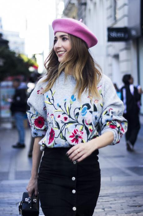 embroidery jumper