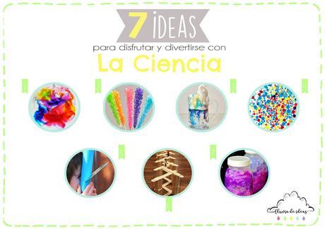 Recursos: Ideas para disfrutar y divertirse con la Ciencia