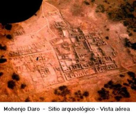 ¿Fueron Mohenho-Daro y Harappa extinguidas por armas nucleares hace 12.000 años?