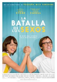 LA BATALLA DE LOS SEXOS (Battle of the Sexes)