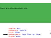 Propiedad Border Radius ejemplos
